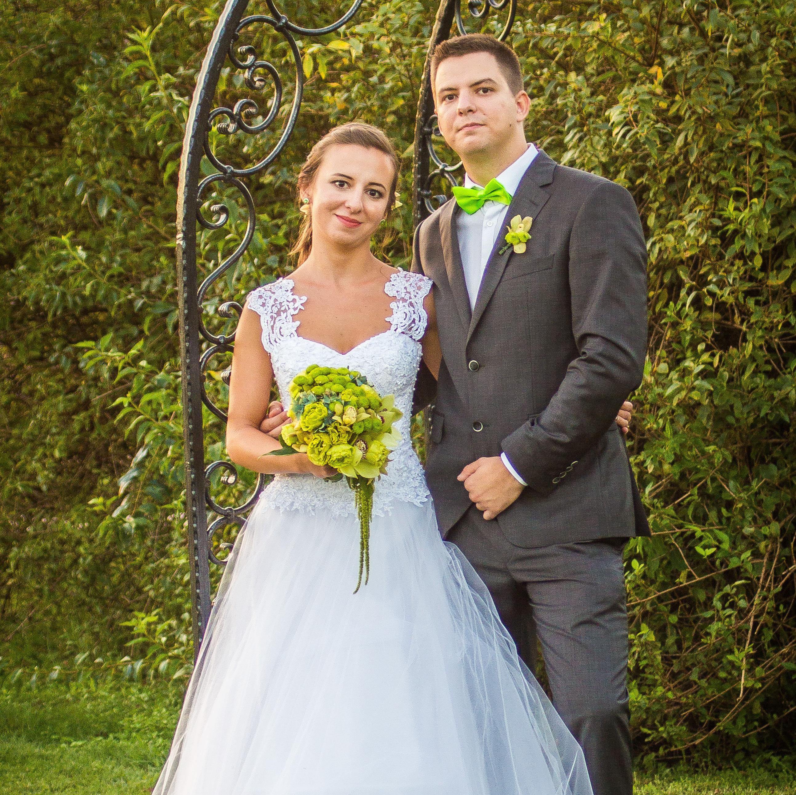 Nóri és Andris esküvője